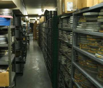 The film archives